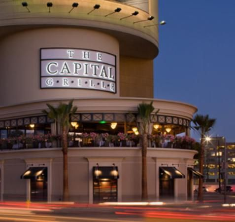 Capital Grille Beverly Center