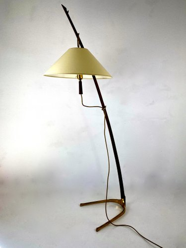 Spine Bar Floor Lamp By Julius Theodor Kalmar For Kalmar 1940s In 2020 Floor Lamp Bar Flooring Lamp