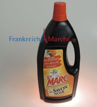 Frankreich Marche - St MARC - Multi-Usages Savon Noir et Fleur d