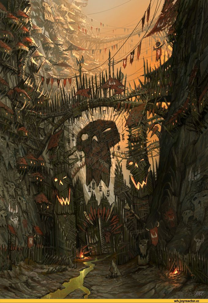 warhammer 40000,wh песочница,фэндомы,orks