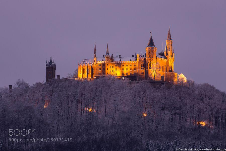 Winter Burg Hohenzollern By Dennisheidrich The Castle Hohenzollern Hechingen Germany Falls Interesse An Einem Winter Workshop An Der Burg Hohenzollern Besteh