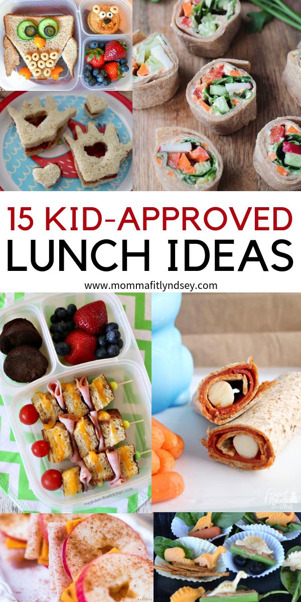 15 Healthy Kid Lunch Ideas