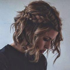 Los mejores peinados para pelo corto y rizado