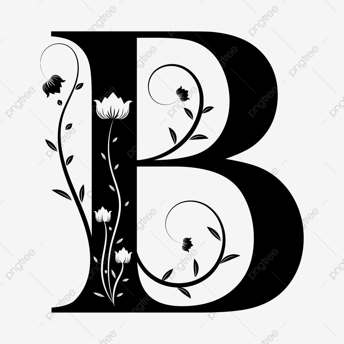 Alphabet Lettre B A Ornements Vendange Lettre Un Clipart La Lettre B Lettre De L Alphabet Png Et Vecteur Pour Telechargement Gratuit In 2021 Lettering Alphabet Letter B Lettering