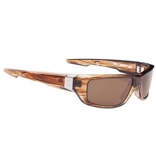 26f10b227dbfb SPY Optic Dirty Mo Tortoiseshell Happy Polarized Sunglasses Brown Dark -  Case Sunglasses at Academy Sports