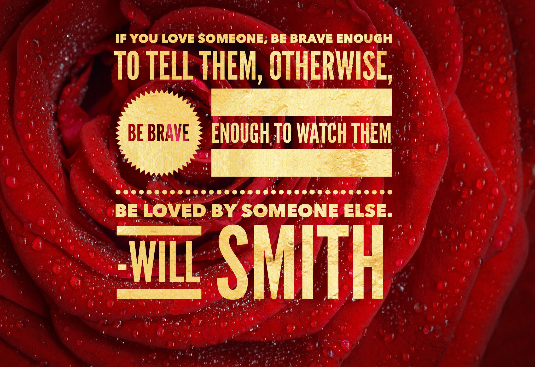 Will Smith Love Quotes Captivating I Made Thisi Do Quotes Too Will Smith Quote Love Quote