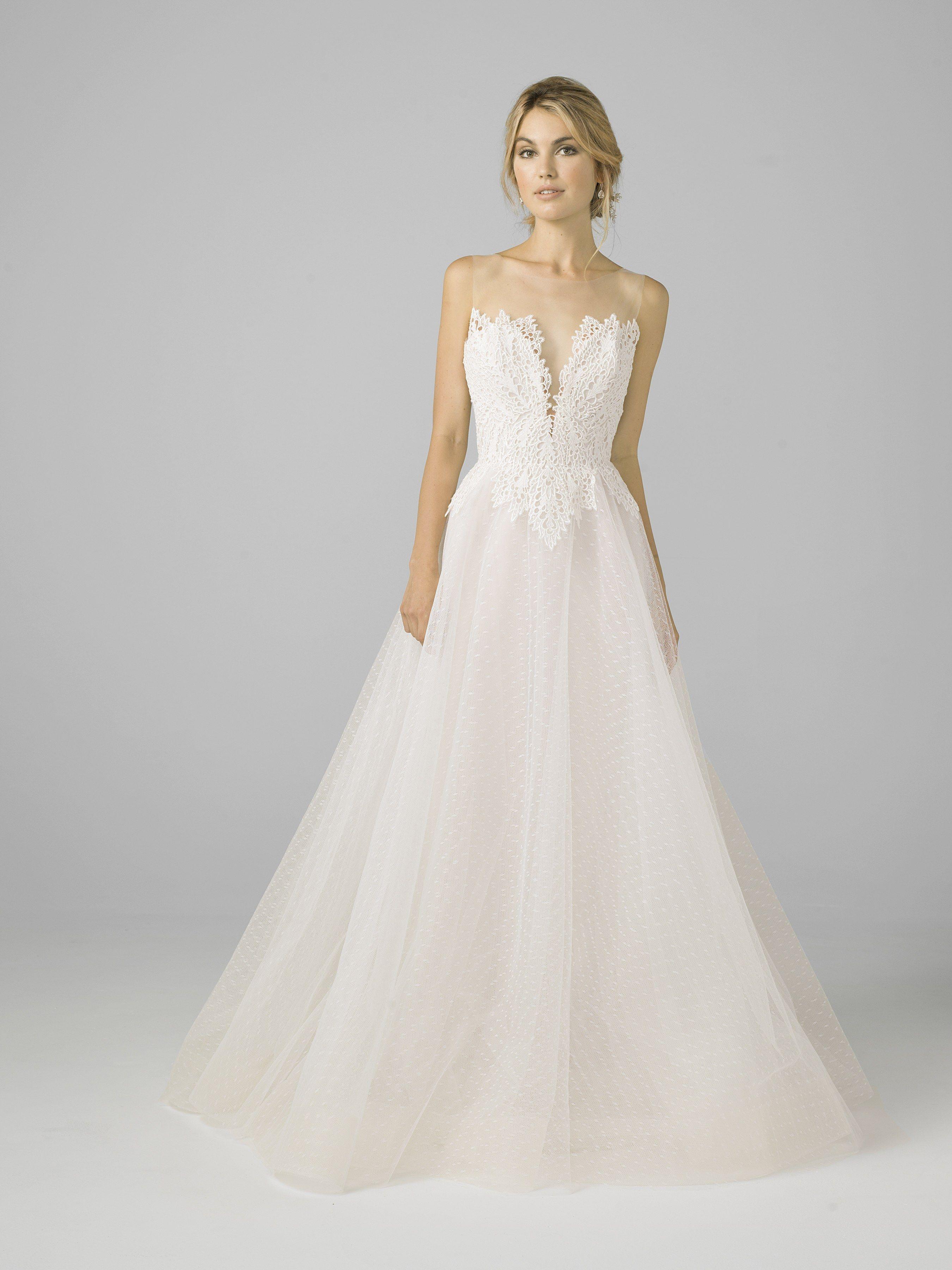 Elite wedding dresses  Azul by Liancarlo Fall  needs more shape  Wedding dresses