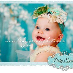 baby sprouts photography - Google Search
