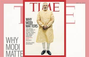 | Video | Narendra Modi vows to crack down on communal hatred in Time magazine interview | One year of Modi Videos | - India Today