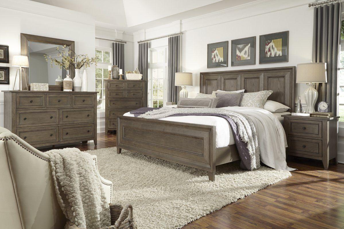 Brower 5 Drawer Chest King bedroom sets, Bedroom sets
