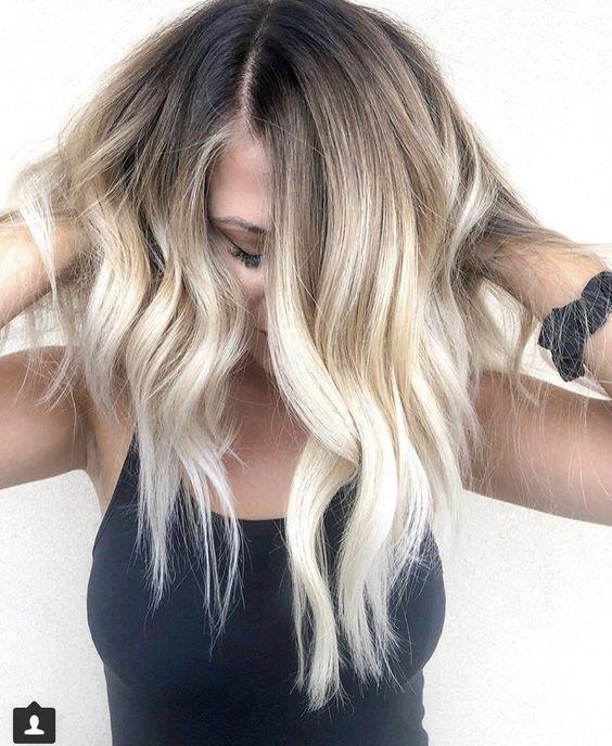 2019 hair trends | Haare | Frisuren, Haar ideen és Haarfarben