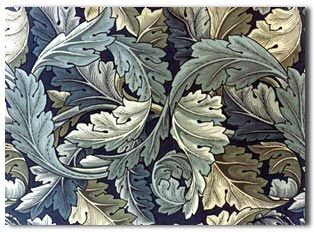 art and craft motifs papier peint feuilles d 39 acanthe. Black Bedroom Furniture Sets. Home Design Ideas