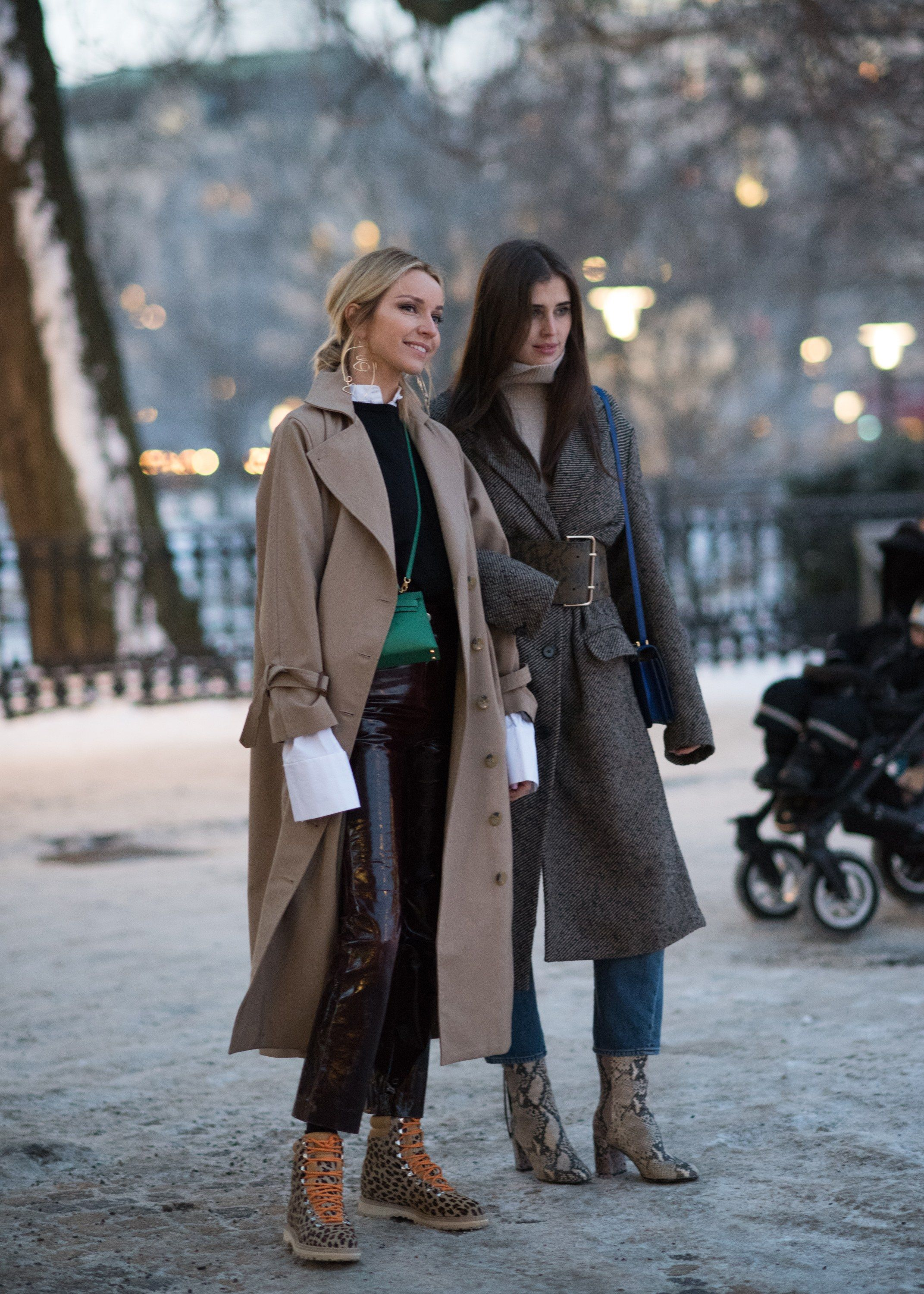 29 Cold-Weather Outfit Ideas From Stockholms Coolest Street Style Girls