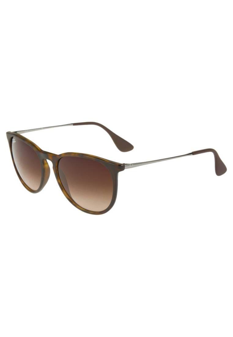 Ray-Ban. ERIKA - Sunglasses - braun. UV protection yes. Frame style ... 4578eabdda3a