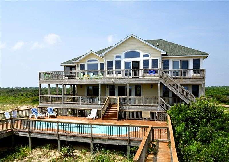 Twiddy Outer Banks Vacation Home - Dune Dragon - 4x4