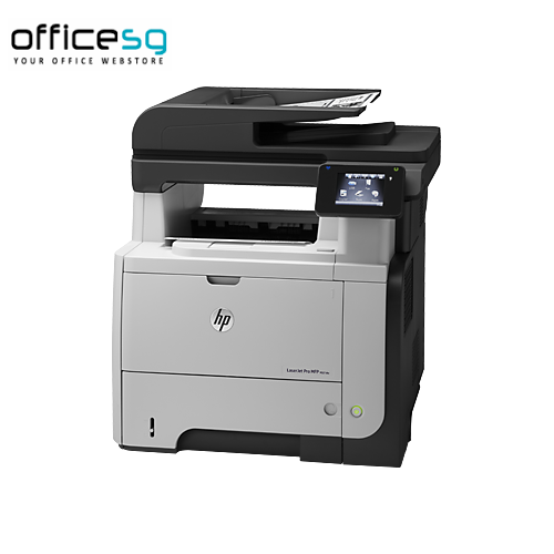 Buy Hp Laserjet Pro Mfp M521dw Online Shop For Best All In One Printers Online At Officesg Com Discount Prices On Multifunction Printer Printer Laser Printer