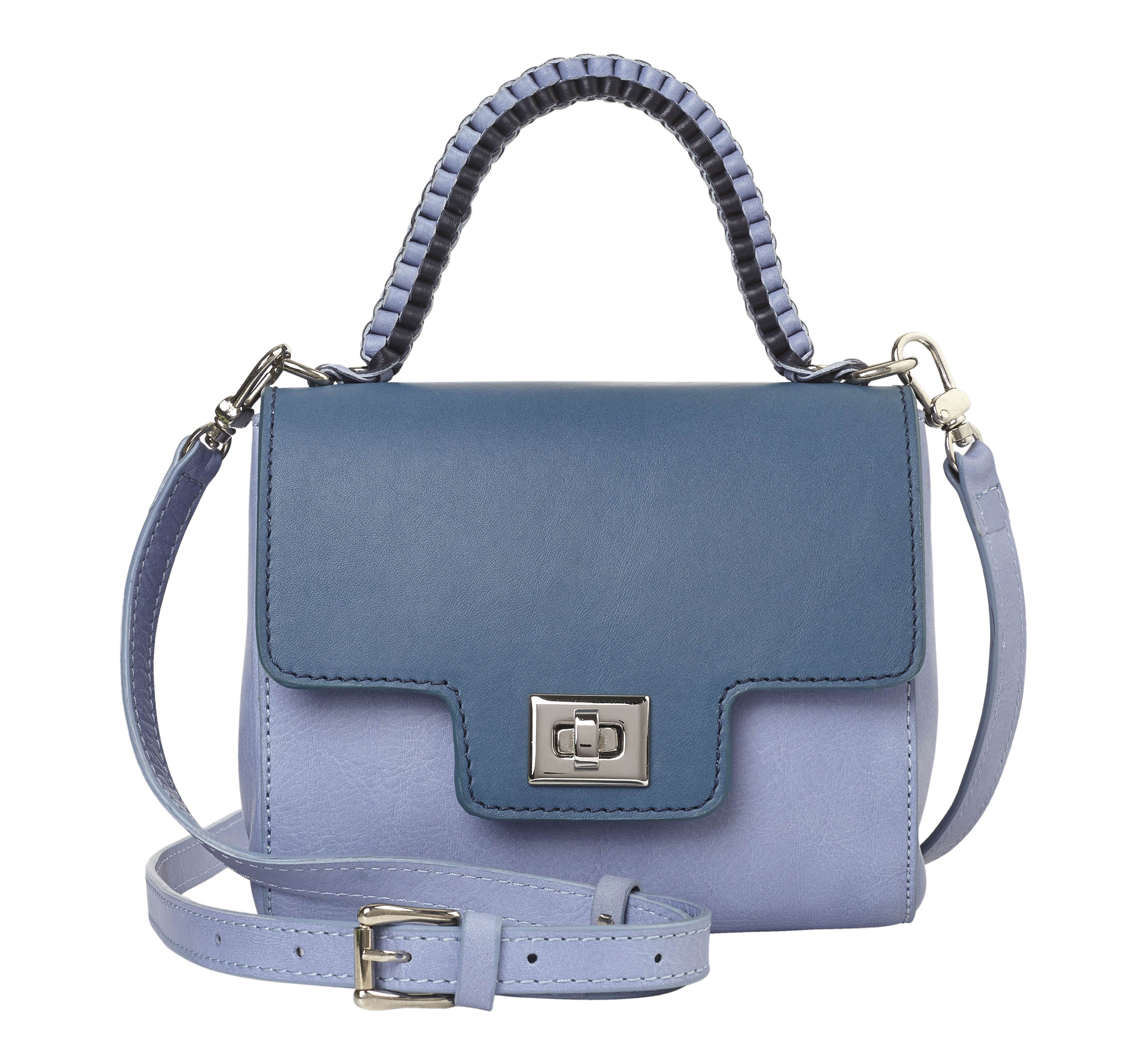 Miniature Bag Baby Blue/Iconic Blue
