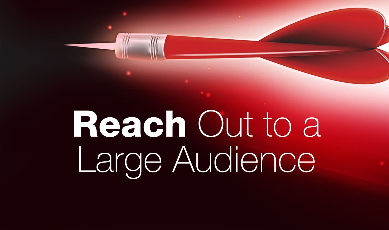 Reach out to all your audiences with effective and strong advertisements by #Shawnads. #Advertising #Marketing  #PrintMedia #Radio.