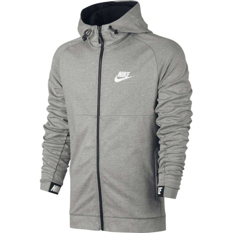 Nike Advance 15 Full Zip Fleece Mens