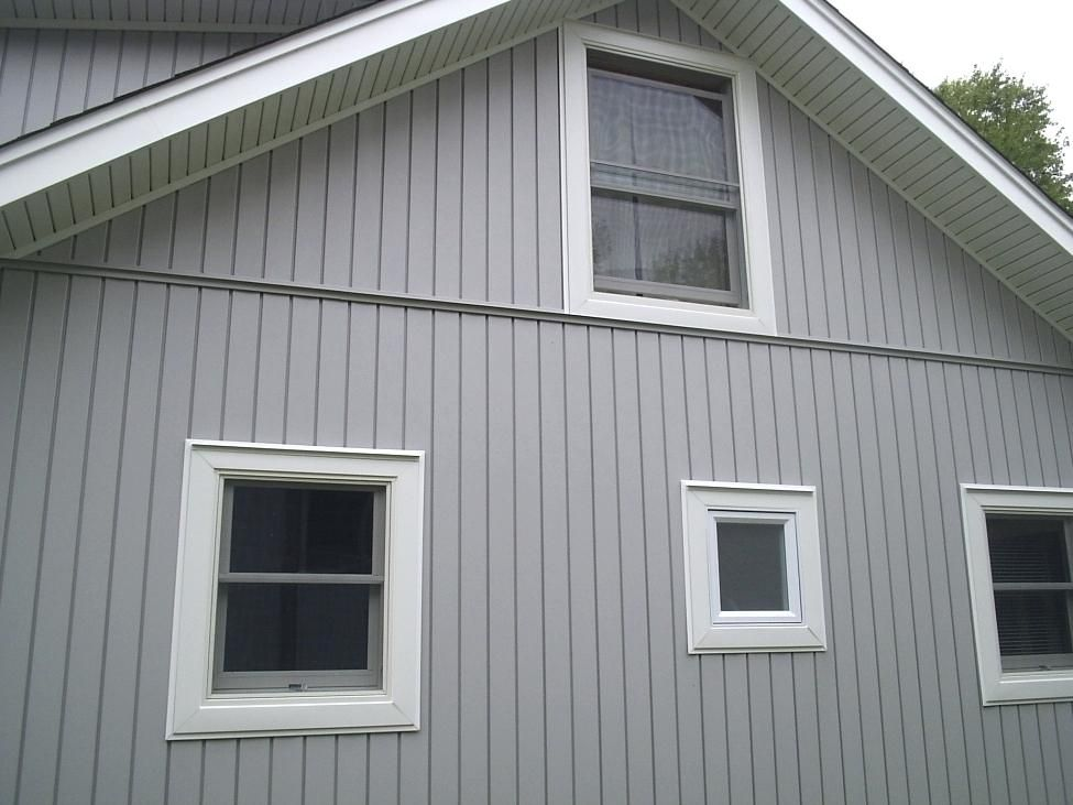 Board And Batten Vinyl Siding Lowes In 2020 House Siding