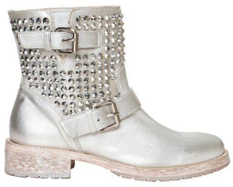 Love this: Swarovski Boots @Lyst