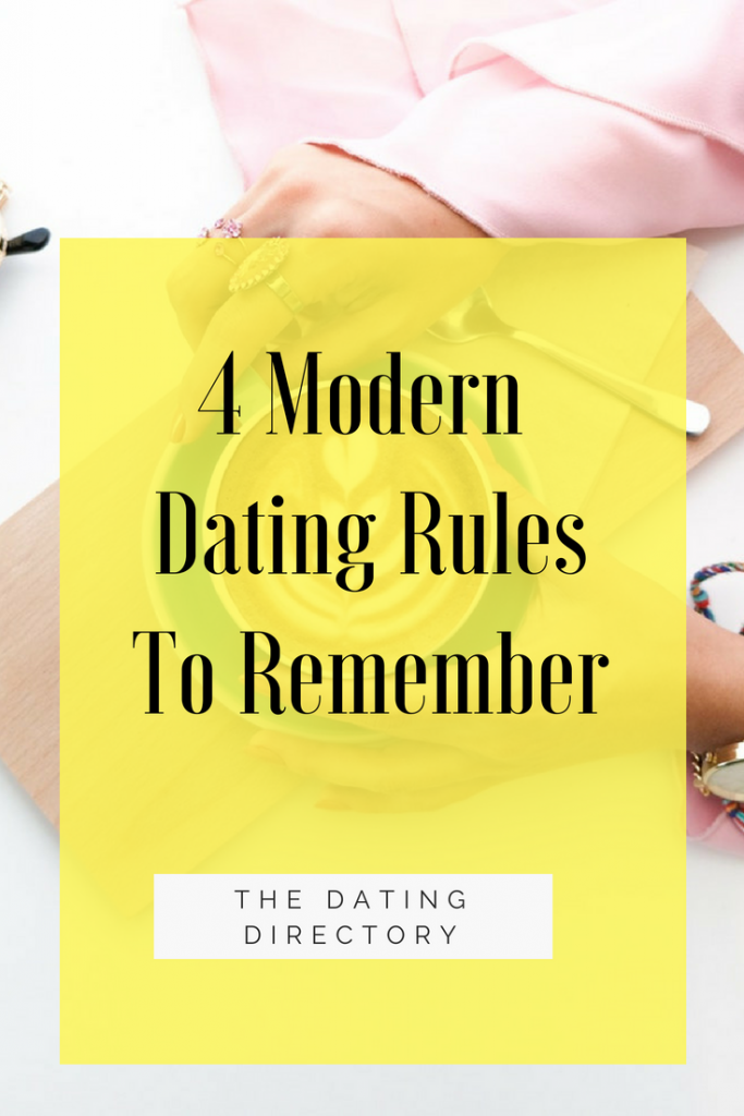 Modern dating rules make friends online dating