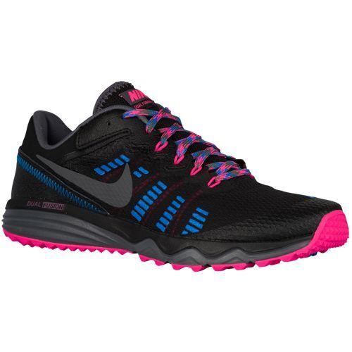 Nike Dual Fusion Trail 2 Women S Womens Athletic Shoes Nike Women Sneakers