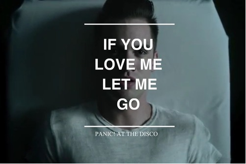 If You Love Me Let Me Go Quotes If You Love Me Let Me Go These Words Are Knives And Often Leave