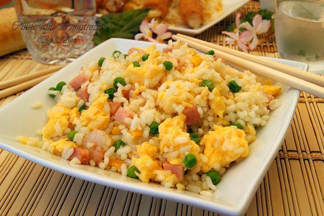 Cuina amb la mestressa: Arroz frito varias delicias