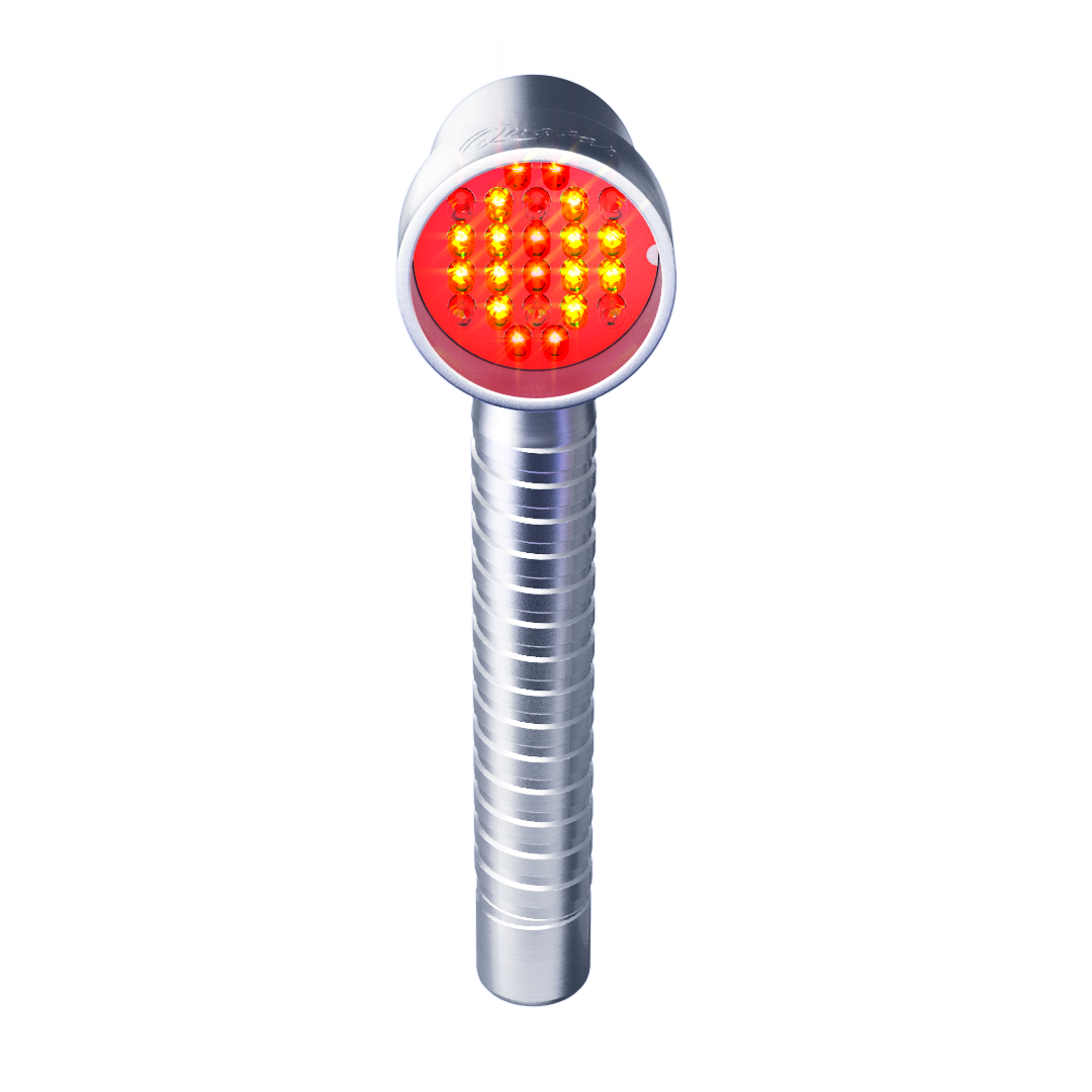 Baby Quasar PLUS Led light therapy, Red led light