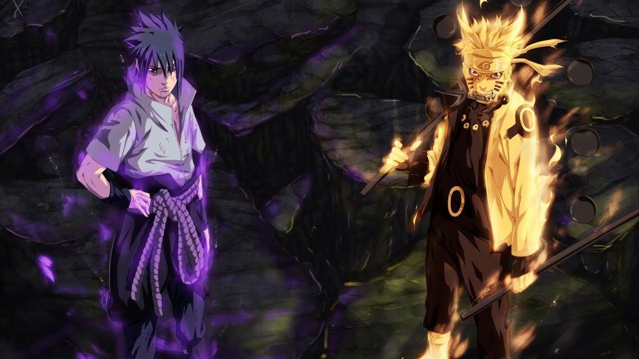 Naruto Amv Crywolf Anachronism Crystal Skies Remix With