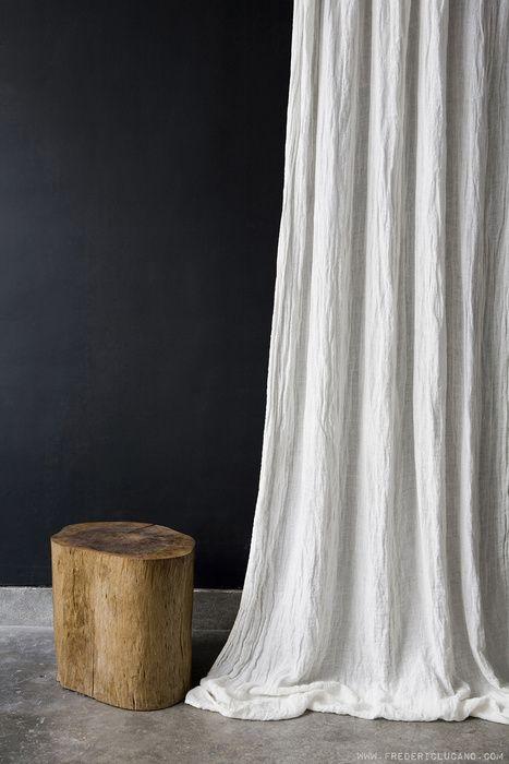 Secret Maison Muslin Curtain X Dwell In 2019