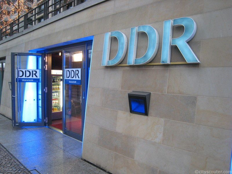 Berlin S Ddr Museum A Look Into The Not Too Distant Past Www Ddr Museum De Ddr Museum Ddr Ddr Produkte