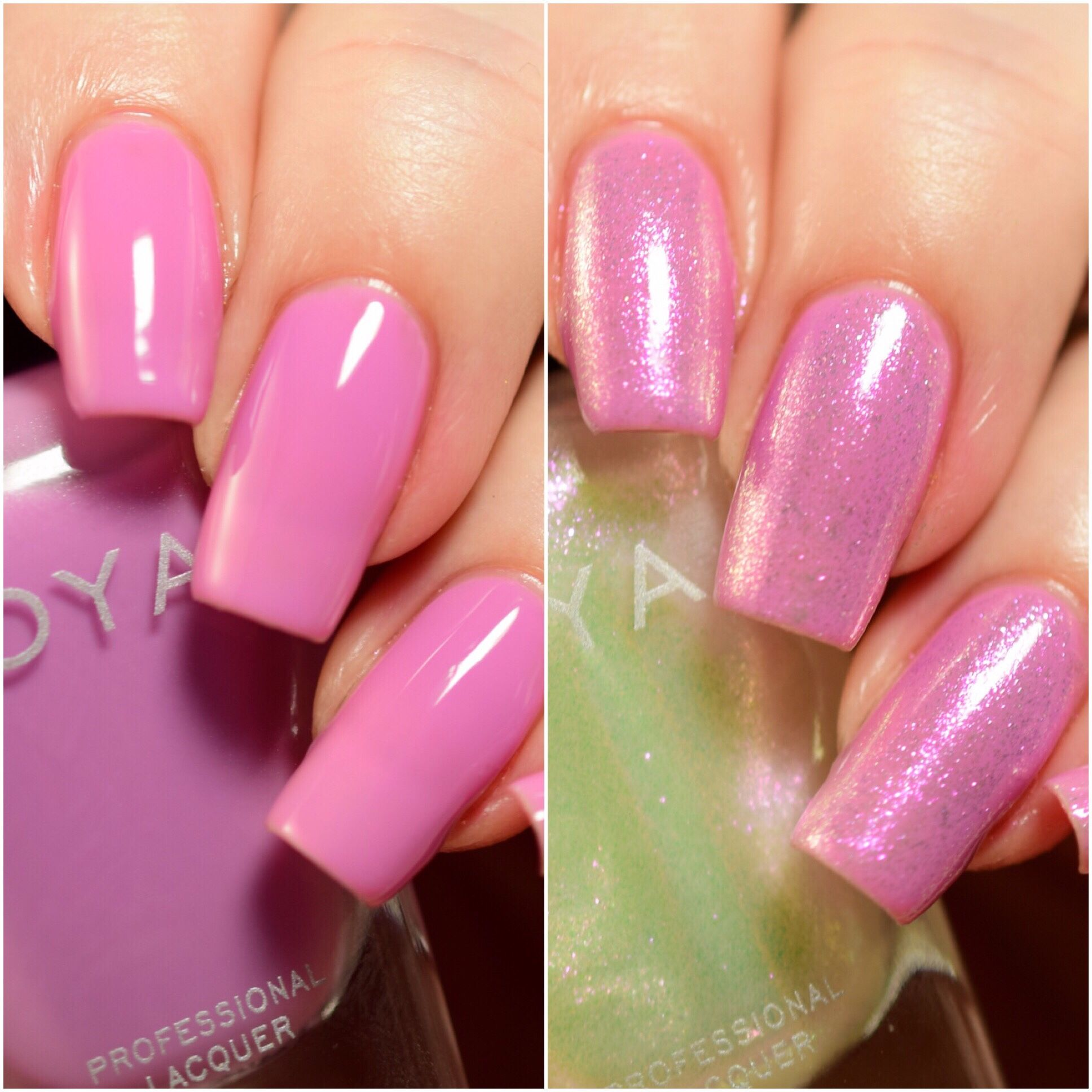 Zoya Libby and Leia | KISSES: Special Edition Pastel Jellies 2017 ...