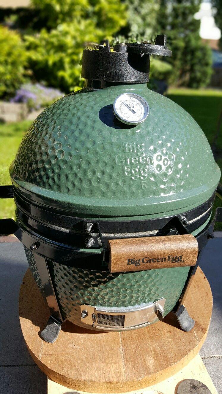 Minimax Big Green Egg