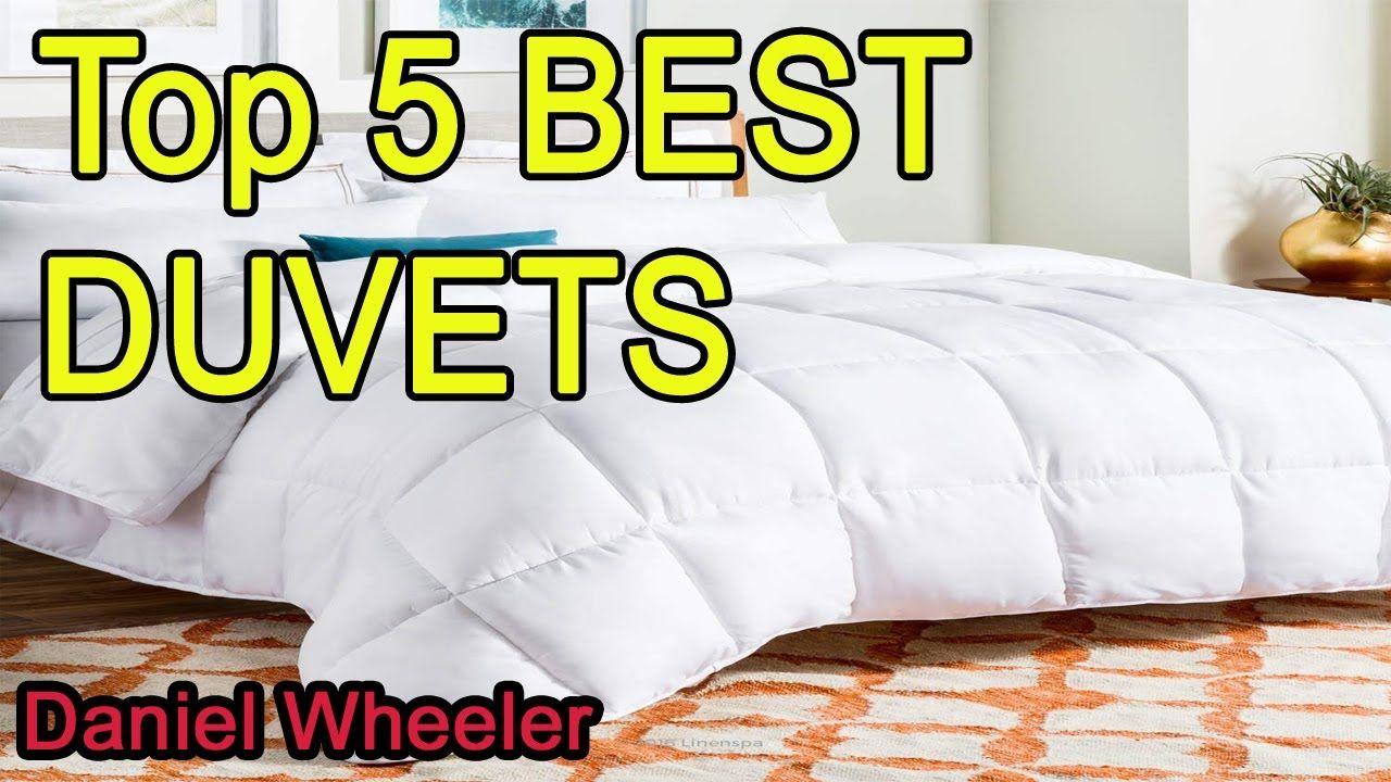 Best Down Comforter 2021 BEST DUVETS 2020 2021. #BESTDUVETS20202021