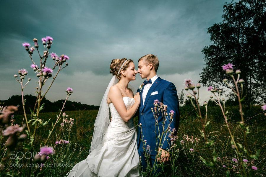 Hochzeit in Sachsen - Festscheune Thurm Mülsen by info172