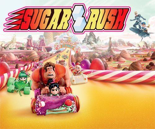 Play sugar rush the venue at horseshoe casino hotel
