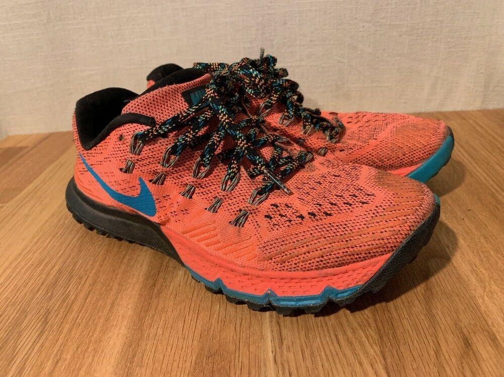 29cefe9d848 Nike Air Zoom Terra Kiger 3 (2015) Women s Trail Running Orange ...