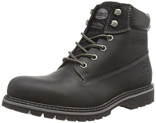 Oferta: 79.94€ Dto: -27%. Comprar Ofertas de Dockers by Gerli 35CA001 - botas desert de cuero hombre, color negro, talla 40 barato. ¡Mira las ofertas!