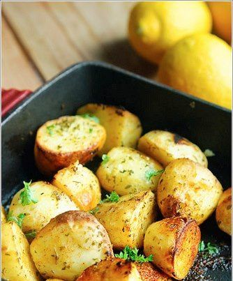 Lemon Roasted Turnips   Andover Diet Center   Weight Loss   Ideal