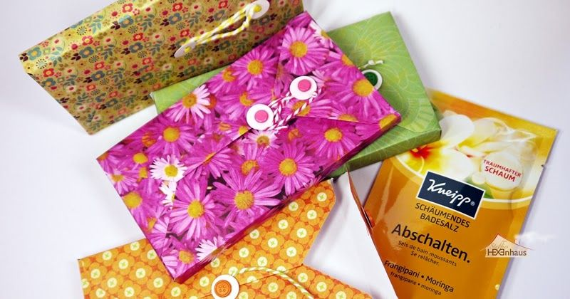 Steffies Hexenhaus: Badesalz - Geschenke