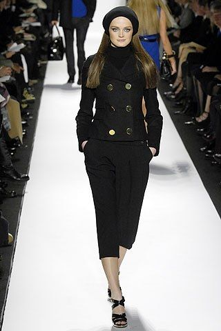 Michael Kors Collection Fall 2007 Ready-to-Wear Fashion Show - Lisa Cant
