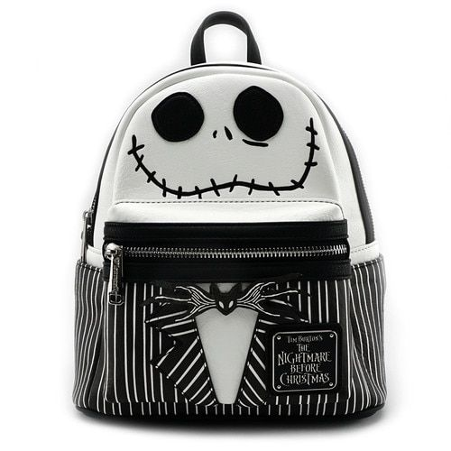0b116410712 Loungefly x Nightmare Before Christmas Jack Cosplay Mini Backpack ...