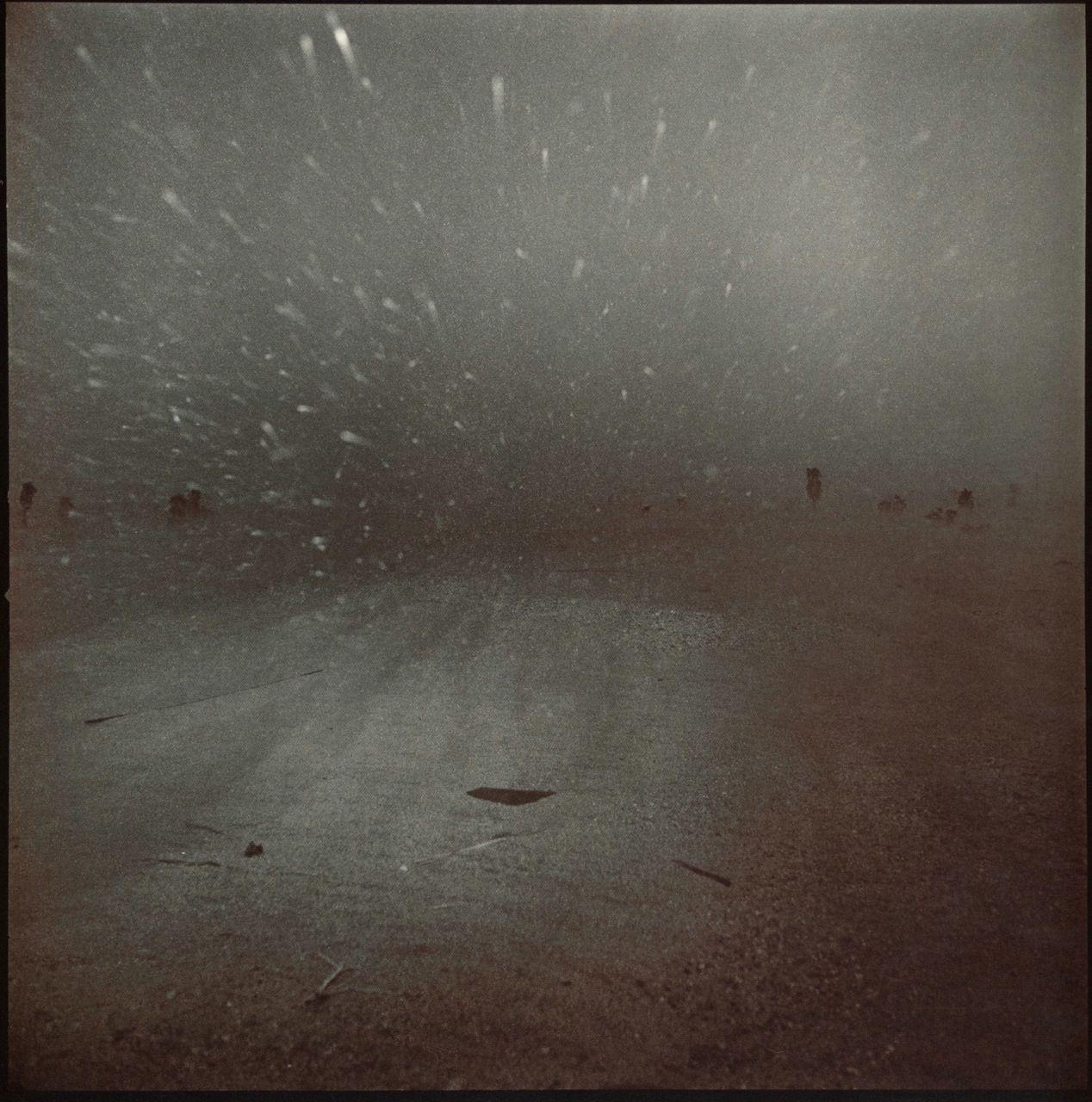 Richard Misrach, Untitled (Sandstorm), (1976)