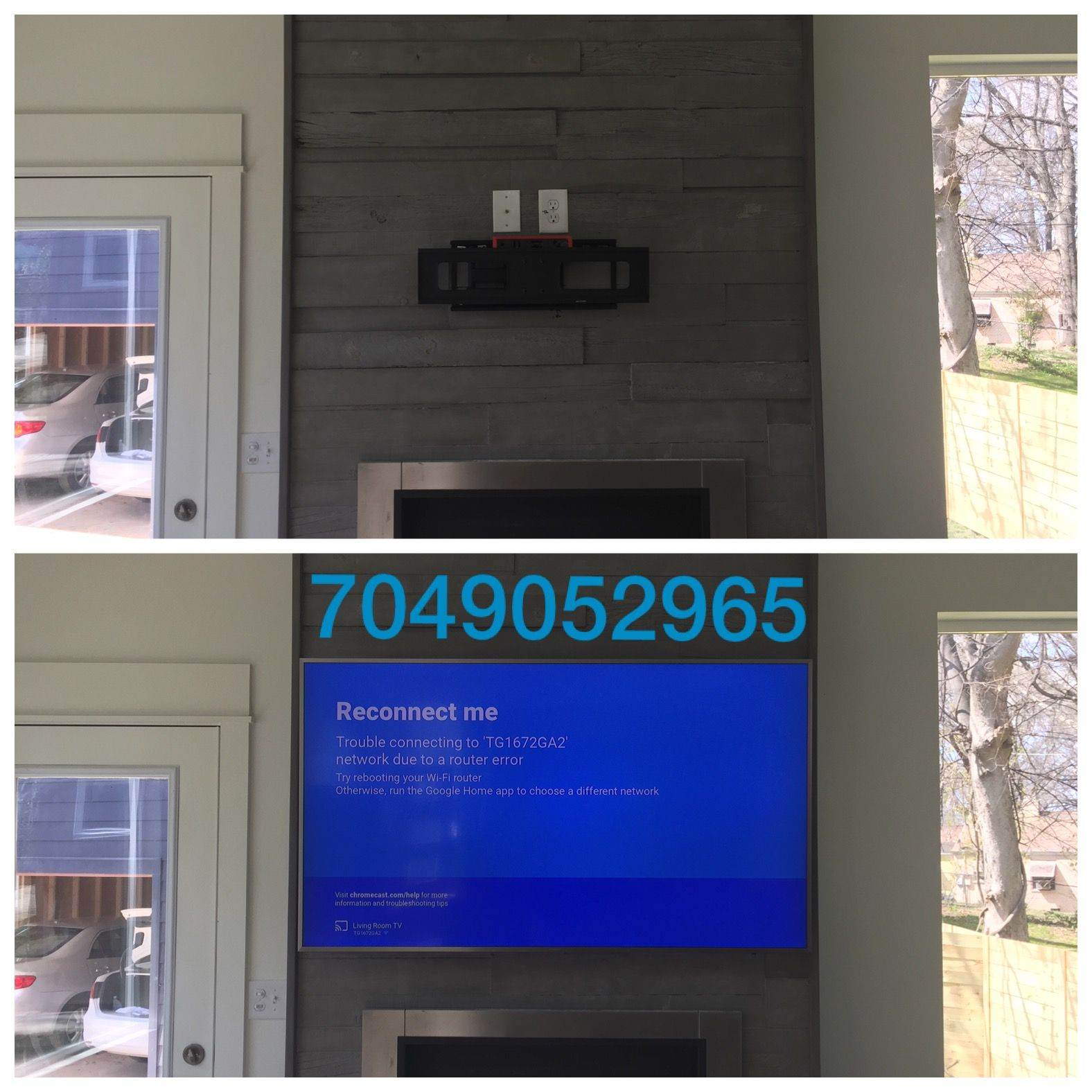 Find This Pin And More On Charlotte TV Wall Mounting Service Fireplace TV  Mount Installation Https://www.tvmountcharlotte.com/ By Freetvmounts.