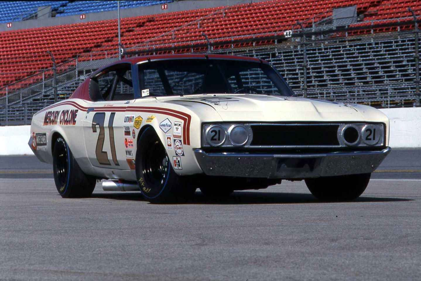 1964 Holman Moody Ford Galaxie Race Car : Information on ... | Retro ...