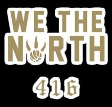 We the North 416 (hey, don't forget us in the suburbs: make that 416 + 905!)