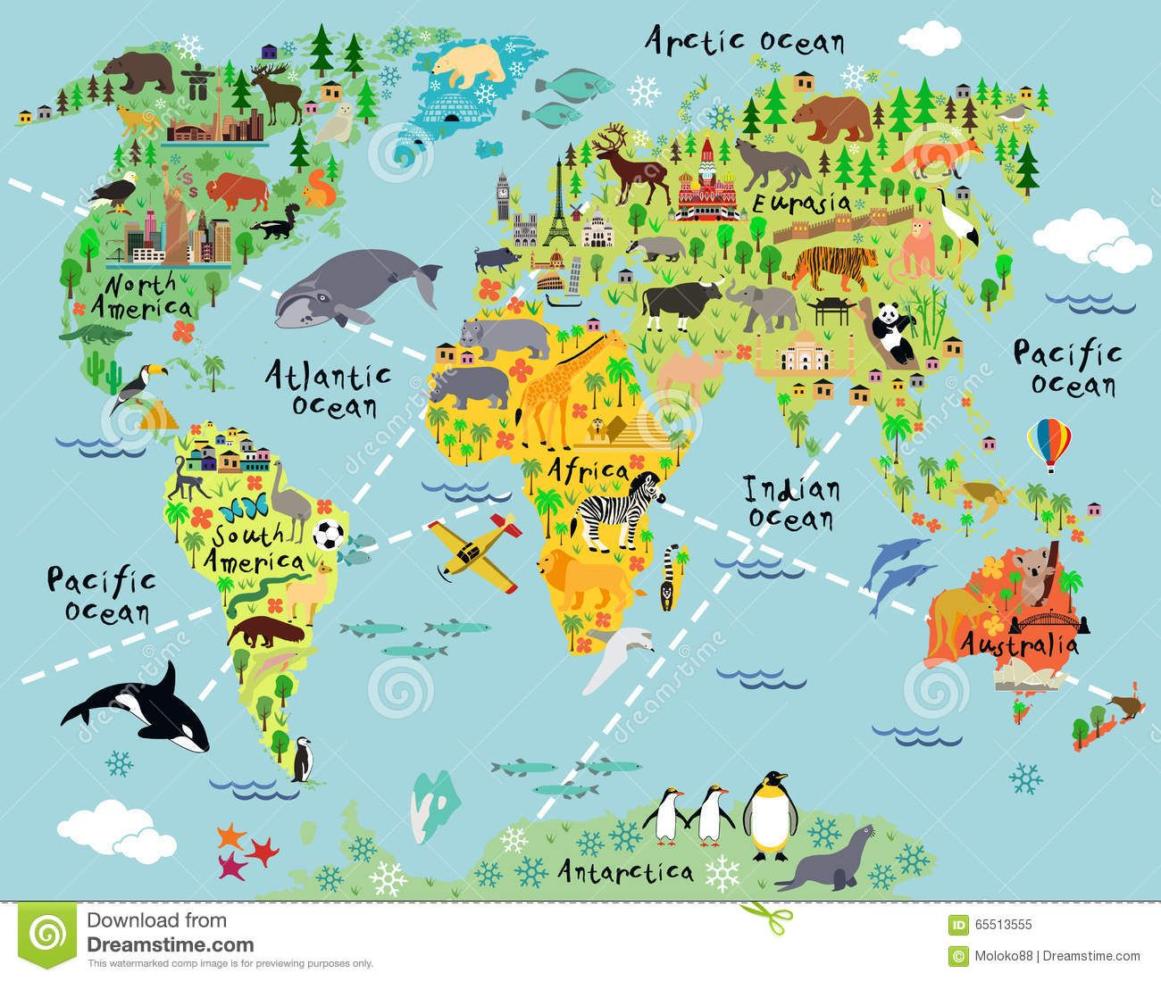 Cartoon world map download from over 59 million high quality stock cartoon world map download from over 59 million high quality stock photos images vectors sign up for free today image 65513555 gumiabroncs Gallery
