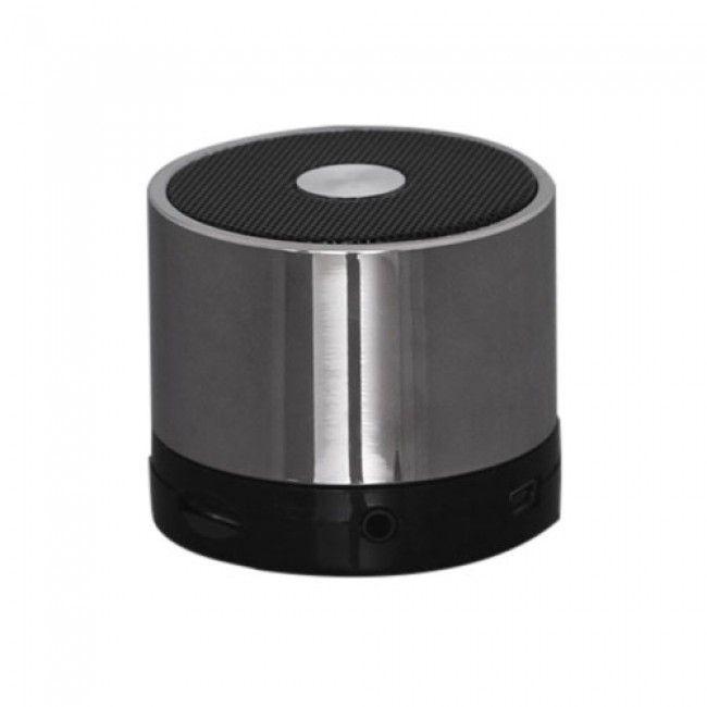 Stylish Bluetooth Kaiutin Älypuhelimille (Hopea) - http://lux-case.fi/stylish-bluetooth-kaiutin-alypuhelimille-hopea.html